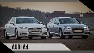 MotorWoche | Audi A4  | 2.0 TDi Limousine und Avant | Deutsch | German