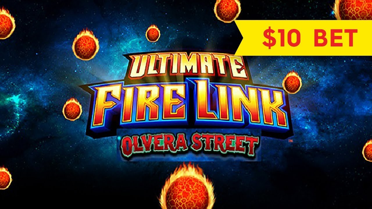 Ultimate Fire Link Olvera Street Slot - $2