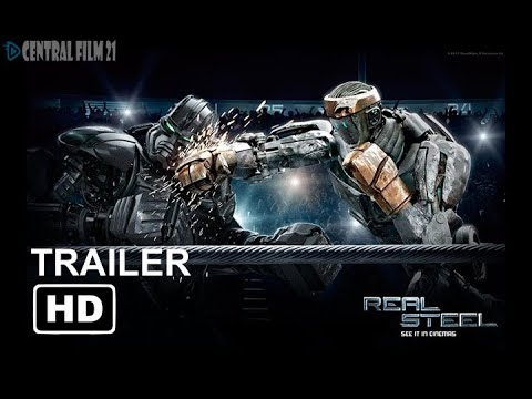 Official Trailer Real Steel 2011 Sub Indonesia Youtube