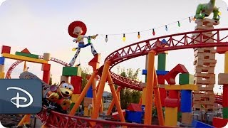 Toy Story Land to Open at Walt Disney World Resort June 30