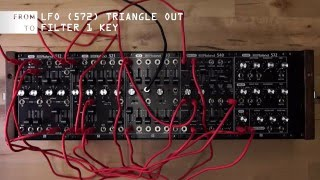 SYSTEM-500 Sound Patch Example 11.
