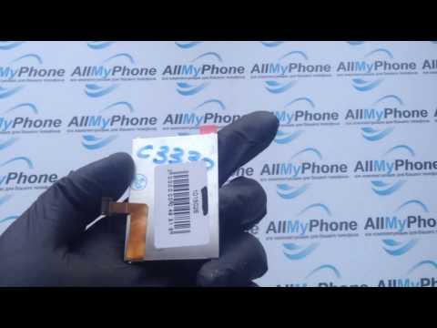 Дисплей для мобильного телефона Samsung C3330 Champ2