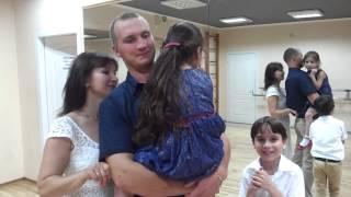 Подарок жениху в день свадьбы, урок танца 25.06.2015(3)