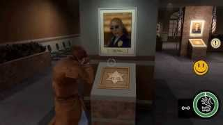 Postal 3 Part 3.5: Police Station Paintings
