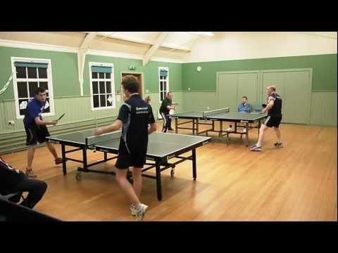 Colin v Gordon - Murrayfield Hardbat 2012 Semi Final [HD]