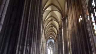 Кёльнский собор/Kölner Dom/Cologne Cathedral(Кёльнский собор (нем. Kölner Dom) — римско-католический готический собор в Кёльне. Занимает третье место в списк..., 2015-08-03T20:13:27.000Z)