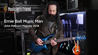 Ernie Ball Music Man John Petrucci Majesty 2019 - Features and Demo