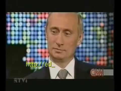 Подлодка Курск.  Ошибка президента Путина
