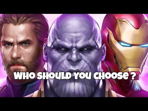 INFINITY WAR UNIFORMS - WHICH ONES SHOULD YOU BUY ? | Marvel Future Fight