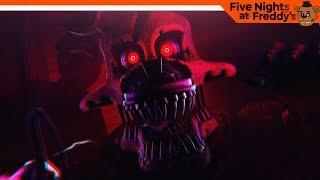 НЕРЕАЛЬНО СТРАШНО! 🦊 ФНАФ 4 - Five Nights at Freddy's 4 (FNAF) Прохождение на русском