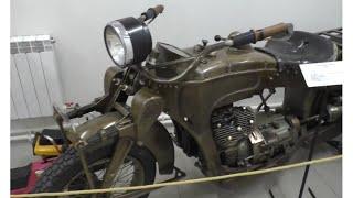 Иж 1. Самый старый мотоцикл СССР 1929 года. Первый мото байк России.