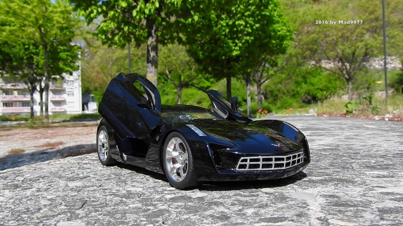chevrolet corvette 2009 c7 stingray concept hybrid engine youtube. Black Bedroom Furniture Sets. Home Design Ideas