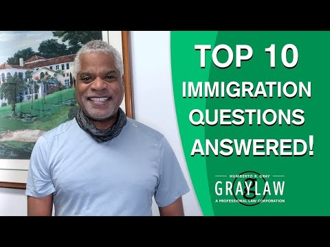 US Immigration Frequently Asked Questions - Green Card Interview Marriage - USCIS Tourist Visa
