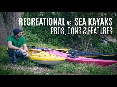 Recreational vs Sea