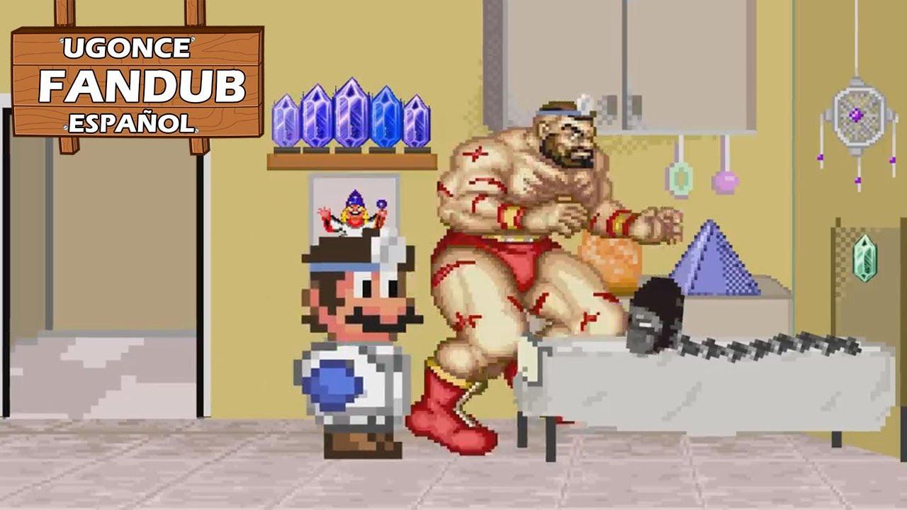 Hospital de videojuegos 2. El costo de un Fatality (Fandub Ugonce)