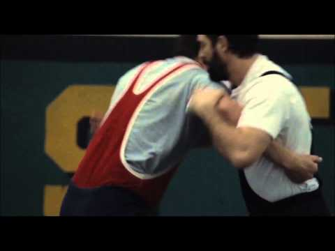 Foxcatcher - Stretching and Practice Scene