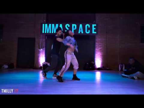 Jade chynoweth and Alexander chung - adrian marcel 2am feat. sage the gemini choreo by willdabeast