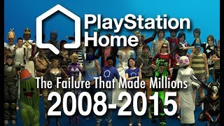 PlayStation Home Documentary: The Failure That Made Millions