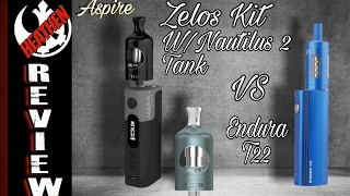 Aspire Nautilus 2 and Zelos Kit I Great for Beginners I Heathen