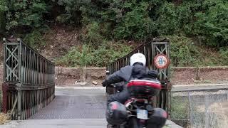 ALBANIA IN MOTO - LA MITICA SH75