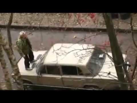 русский автопром приколы