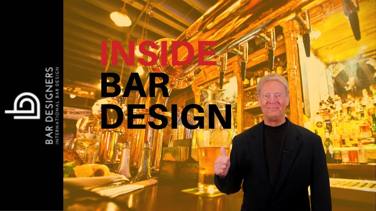 Bar Designers Inside Bar Design Channel Trailer