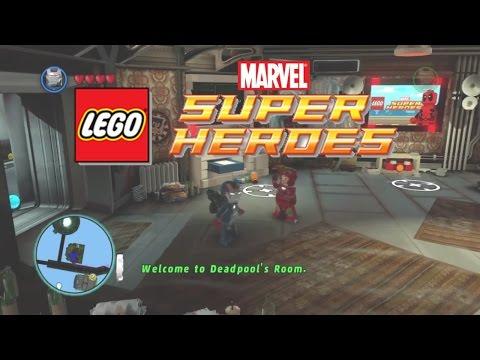 All Cheat Codes |  Lego Marvel Superheroes