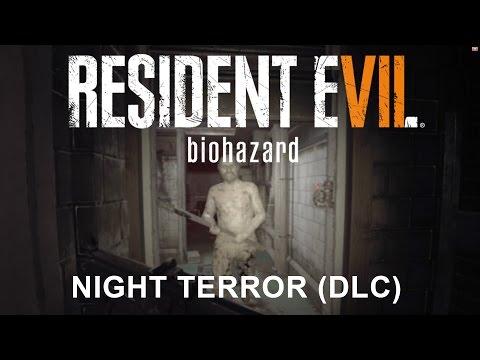 Resident Evil 7 Night Terror (DLC) Playthrough