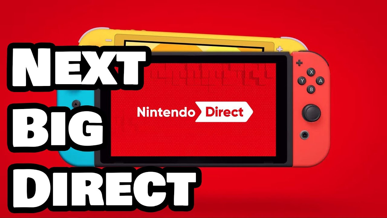 Rumor: Nintendo Direct in September, Possible Games To be Shown!
