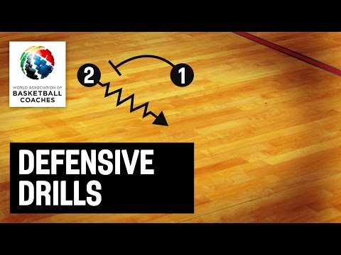 Defensive Drills - Joacquin Ruiz Lorente - Basketball Fundamentals