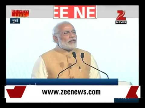 Mumbai: PM Modi Launches Maritime India Summit 2016