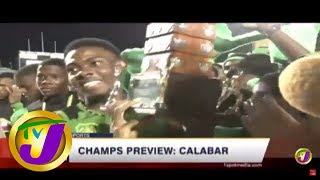 TVJ Sports: Champs Preview - Calabar - March 19 2019
