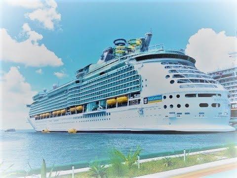 """Newly Refurbished Royal Caribbean's """"Mariner of the Seas"""""""