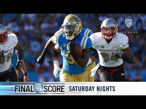 Recap: UCLA football uses complete effort to down UNLV
