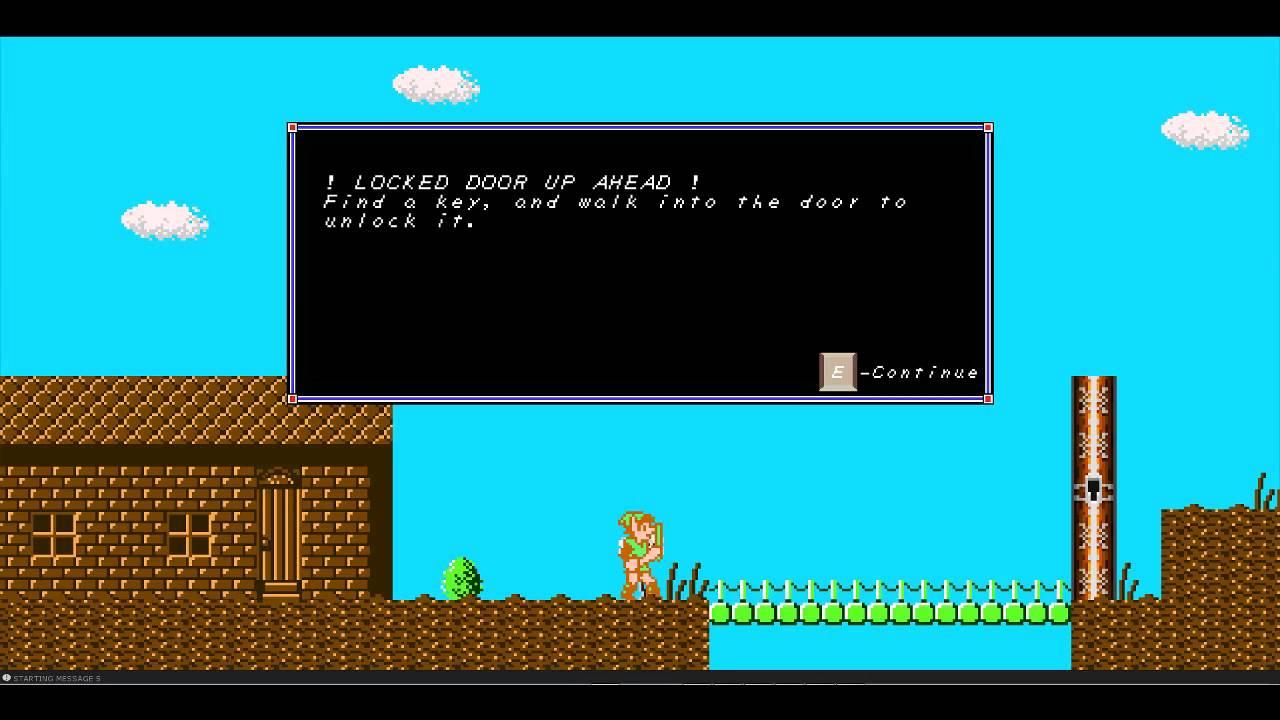 Zelda 2: The Adventure of Link - in Unity3D - YouTube