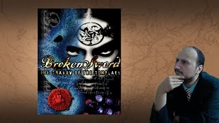 """Gaming History: Broken Sword The Shadow of the Templars """"Happy Birthday to a masterpiece of gaming"""""""