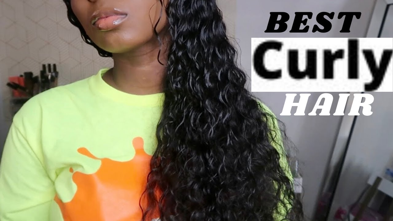 The Best curly hair PERIOD!!! ALIEXPRESS/ALIBABA??? (NOT ...