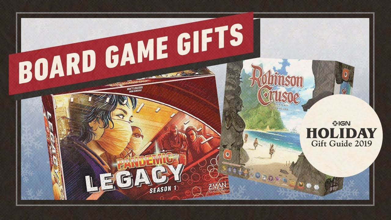 Top Board Games 2020.Ign Holiday Gift Guide The Best Board Game And Dungeons And Dragons Gifts 2019