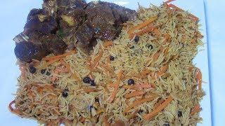 Ramadan Special | Bariis Fudud (Easy Rice) - Ep.138