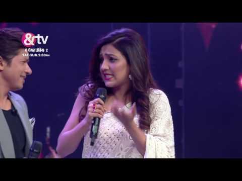 Coach Neeti & Shaan Dances On Chandni O Meri Chandni  Moments   The Voice India S2   Sat-Sun, 9 PM