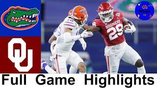 #6 Oklahoma Vs #7 Florida Highlights | 2020 Cotton Bowl Classic | 2020 College Football Highlights