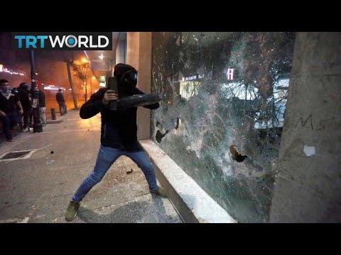 Protesters vandalise banks over Lebanon's economic crisis | Money Talks
