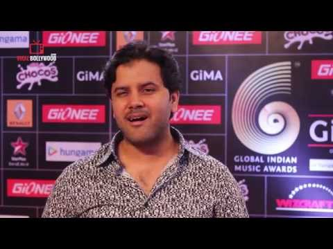Javed Ali at Gima Awards 2015