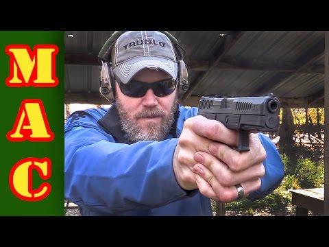 EXCLUSIVE: New CZ P10 C Striker Fired 9mm Pistol!