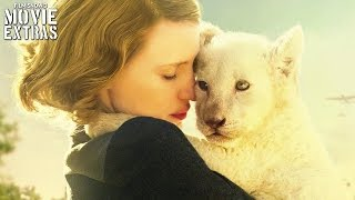 The Zookeeper's Wife 'Meet Antonina Żabińska' Featurette (2017)