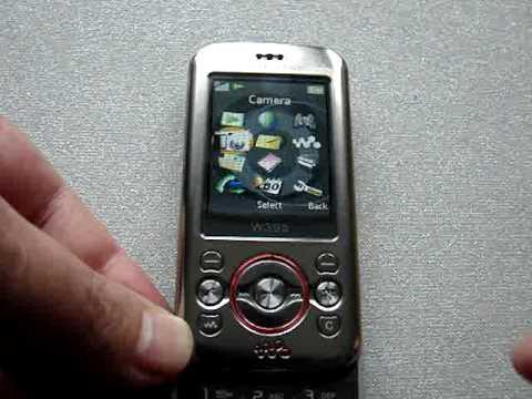 Test Sony Ericsson W395 Walkman na Telix.pl