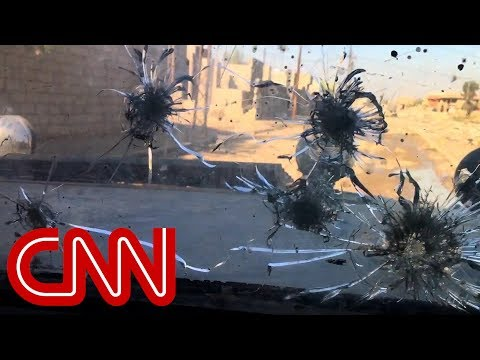 Thumbnail: CNN reporter trapped with Iraqi forces during ISIS attack