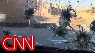 CNN reporter trapped with Iraqi forces during ISIS attack thumbnail