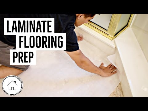 How To Prep For Laminate Flooring You, How To Prep Floor For Laminate Flooring