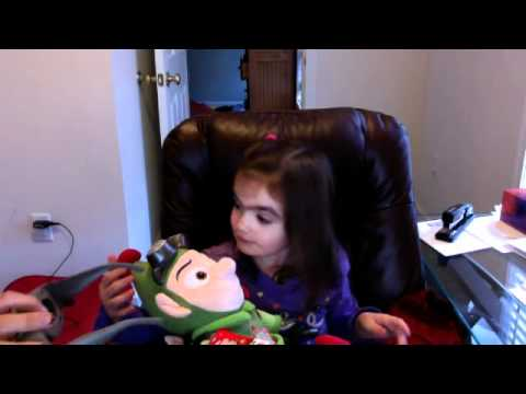 Kalla Shows Her Prep And Landing Toys Youtube
